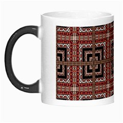 Check Ornate Pattern Morph Mugs by dflcprints