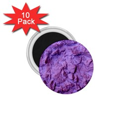 Purple Wall Background 1 75  Magnets (10 Pack)  by Costasonlineshop