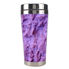 Purple Wall Background Stainless Steel Travel Tumblers by Costasonlineshop