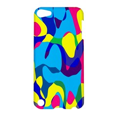 Colorful Chaosapple Ipod Touch 5 Hardshell Case by LalyLauraFLM