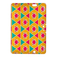 Colorful stars patternKindle Fire HDX 8.9  Hardshell Case by LalyLauraFLM