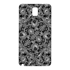Luxury Patterned Modern Baroque Samsung Galaxy Note 3 N9005 Hardshell Back Case by dflcprints