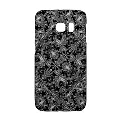 Luxury Patterned Modern Baroque Galaxy S6 Edge by dflcprints