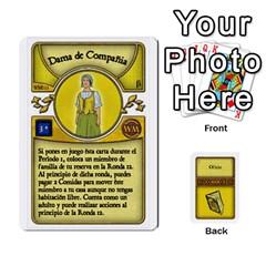 Mazo Wm Oficios By Juan   Playing Cards 54 Designs   Z2xo649ehsxd   Www Artscow Com Front - Diamond8