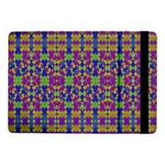 Ethnic Modern Geometric Pattern Samsung Galaxy Tab Pro 10 1  Flip Case by dflcprints