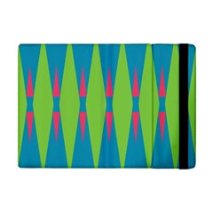 Connected Rhombus			apple Ipad Mini 2 Flip Case by LalyLauraFLM