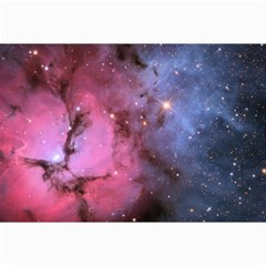 Trifid Nebula Canvas 20  X 30   by trendistuff