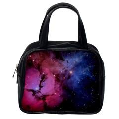 Trifid Nebula Classic Handbags (one Side) by trendistuff