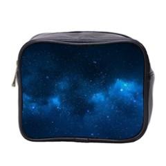 Starry Space Mini Toiletries Bag 2 Side by trendistuff