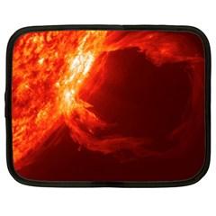 SOLAR FLARE 1 Netbook Case (XL)  by trendistuff