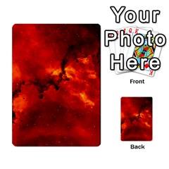 Rosette Nebula 2 Multi Purpose Cards (rectangle)  by trendistuff