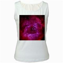 Rosette Nebula 1 Women s Tank Tops by trendistuff