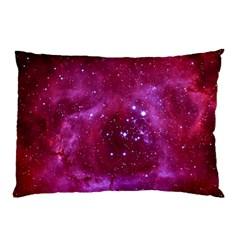 ROSETTE NEBULA 1 Pillow Cases by trendistuff