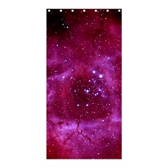 Rosette Nebula 1 Shower Curtain 36  X 72  (stall)  by trendistuff