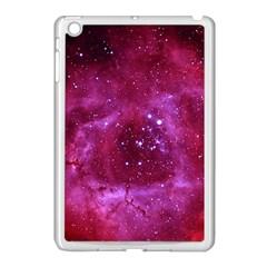 Rosette Nebula 1 Apple Ipad Mini Case (white) by trendistuff