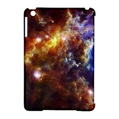 Rosette Cloud Apple Ipad Mini Hardshell Case (compatible With Smart Cover) by trendistuff