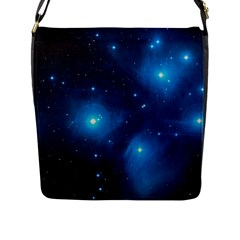 Pleiades Flap Messenger Bag (l)  by trendistuff