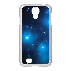 Pleiades Samsung Galaxy S4 I9500/ I9505 Case (white) by trendistuff