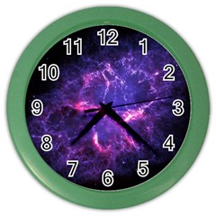Pia17563 Color Wall Clocks by trendistuff