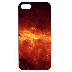 Milky Way Clouds Apple Iphone 5 Hardshell Case With Stand by trendistuff