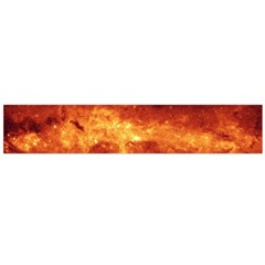 Milky Way Clouds Flano Scarf (large)  by trendistuff