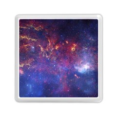 Milky Way Center Memory Card Reader (square)  by trendistuff