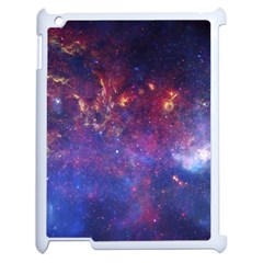 Milky Way Center Apple Ipad 2 Case (white) by trendistuff