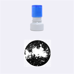 Lh 95 Rubber Round Stamps (small) by trendistuff
