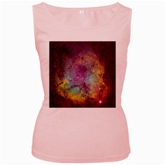 IC 1396 Women s Pink Tank Tops by trendistuff