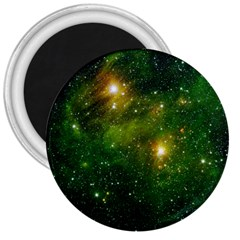 Hydrocarbons In Space 3  Magnets by trendistuff