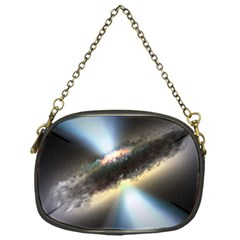 HIDDEN BLACK HOLE Chain Purses (One Side)  by trendistuff