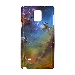 Eagle Nebula Samsung Galaxy Note 4 Hardshell Case by trendistuff