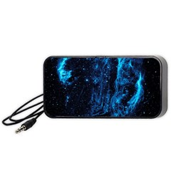 Cygnus Loop Portable Speaker (black)  by trendistuff