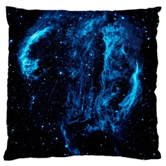Cygnus Loop Large Cushion Cases (two Sides)  by trendistuff