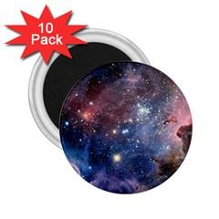 Carina Nebula 2 25  Magnets (10 Pack)  by trendistuff