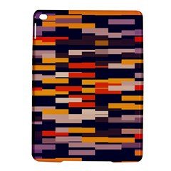 Rectangles In Retro Colorsapple Ipad Air 2 Hardshell Case by LalyLauraFLM