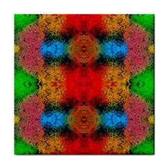 Colorful Goa   Painting Face Towel by Costasonlineshop