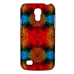 Colorful Goa   Painting Galaxy S4 Mini by Costasonlineshop