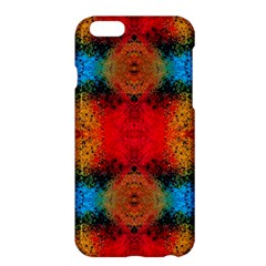 Colorful Goa   Painting Apple Iphone 6 Plus/6s Plus Hardshell Case by Costasonlineshop