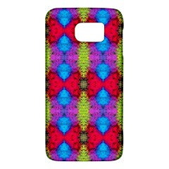Colorful Painting Goa Pattern Galaxy S6 by Costasonlineshop