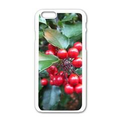 Holly 1 Apple Iphone 6/6s White Enamel Case by trendistuff
