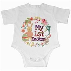1stEaster Infant Bodysuit by walala