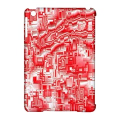 Reflective Illusion 03 Apple iPad Mini Hardshell Case (Compatible with Smart Cover) by MoreColorsinLife