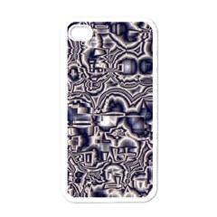 Reflective Illusion 04 Apple Iphone 4 Case (white) by MoreColorsinLife
