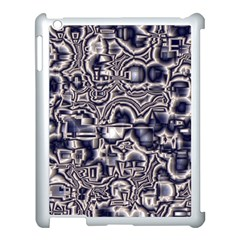 Reflective Illusion 04 Apple Ipad 3/4 Case (white) by MoreColorsinLife