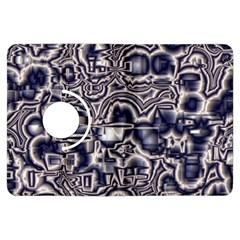 Reflective Illusion 04 Kindle Fire Hdx Flip 360 Case by MoreColorsinLife
