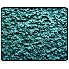 Green Metallic Background, Fleece Blanket (medium)  by Costasonlineshop