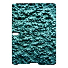 Green Metallic Background, Samsung Galaxy Tab S (10 5 ) Hardshell Case  by Costasonlineshop