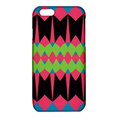 Rhombus and other shapes pattern			iPhone 6/6S TPU Case by LalyLauraFLM