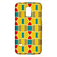 Colorful Chains Pattern			samsung Galaxy S5 Mini Hardshell Case by LalyLauraFLM